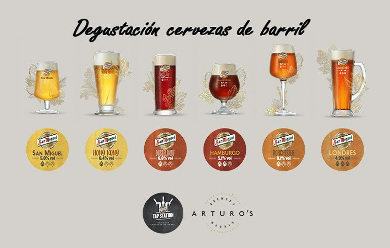 degustacion cerveza - OFERTAS