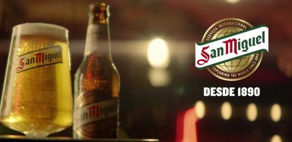 cocktail bar barcelona cerveza beer san miguel 1 - CERVEZA TIPOS VARIEDADES