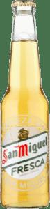 san miguel fresca botella 72x300 - CERVEZA TIPOS VARIEDADES