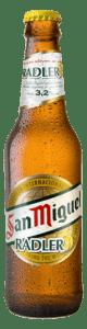 san miguel radler botella 80x300 - CERVEZA TIPOS VARIEDADES