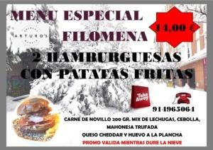 MENU FILOMENA 300x212 - OFERTAS RESTAURANTES COMIDA POLLO ASADO PARA LLEVAR MADRID
