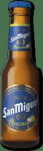san miguel 00 botella MANZANA 85x300 - TIPOS DE CERVEZAS SAN MIGUEL VARIEDADES BENEFICIOS ORIGEN LUPULO