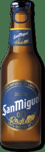 san miguel 00 botella RADLER 89x300 - TIPOS DE CERVEZAS SAN MIGUEL VARIEDADES BENEFICIOS ORIGEN LUPULO