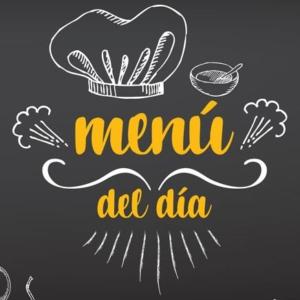 menu del dia 2 300x300 - MEJORES RESTAURANTES MADRID TERRAZA COMER EN MÉNDEZ ÁLVARO ATOCHA ACOGEDORES ÍNTIMOS